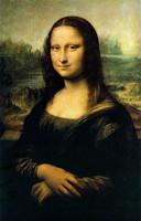 Mona Lisa Painting on Canvas