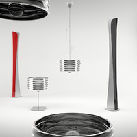3d contemporary artemide