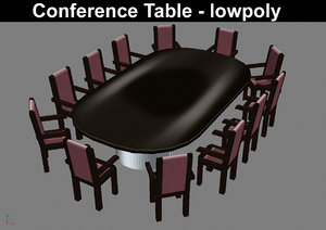 conference table chairs - max