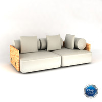 sofa couch chair dxf