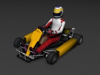 3d karting 1991