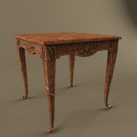 square coffee table MEDEA liberty