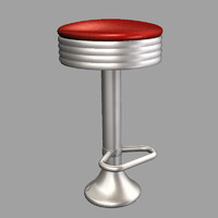 Fountain Stool