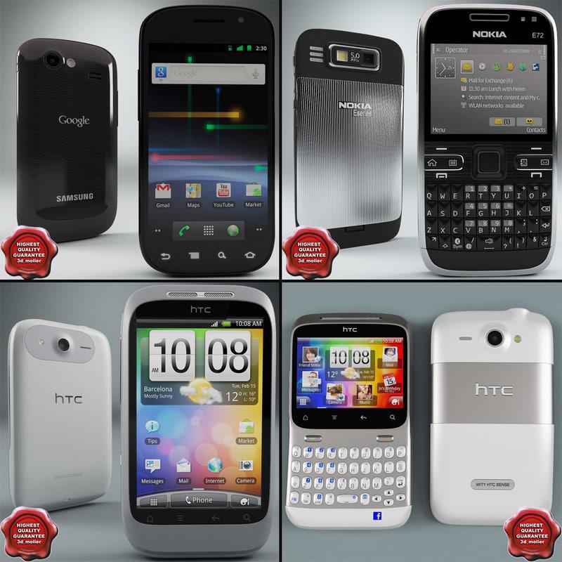 3d cellphones 24