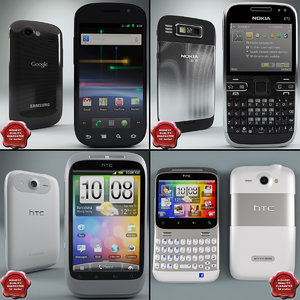 3d cellphones 24