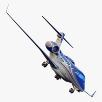 3d model cessna citation