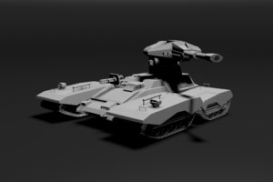 halo scorpion tank max