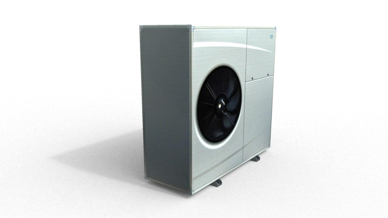 x heat pump