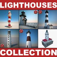 Lighthouses Collection v3