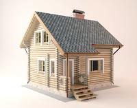 Log House 5.7 x 7.0m