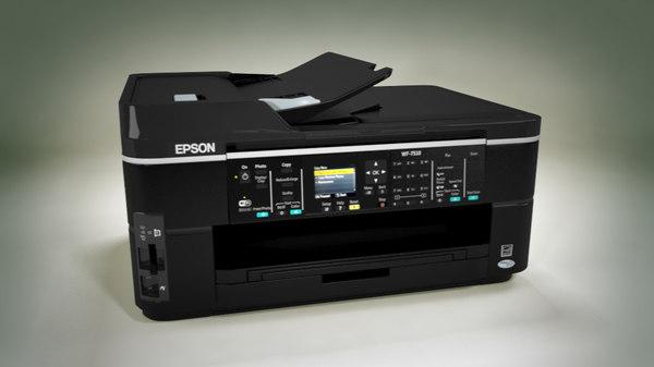 Epson 3D Models for Download | TurboSquid