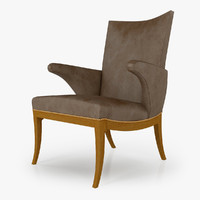 Chair - Swedish Library Chair Rose Tarlow