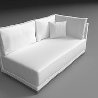 max flow sofa