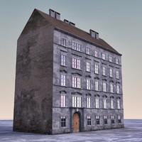 European Building 009