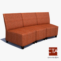 lounge seating 3d max