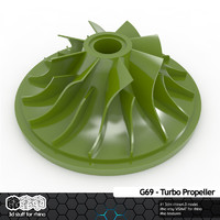 G69-TURBO Propeller (republished)