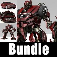 Sonata Autobot Bundle
