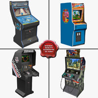 Arcade Games Collection