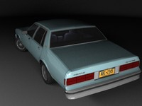 Chevrolet Caprice Mk3
