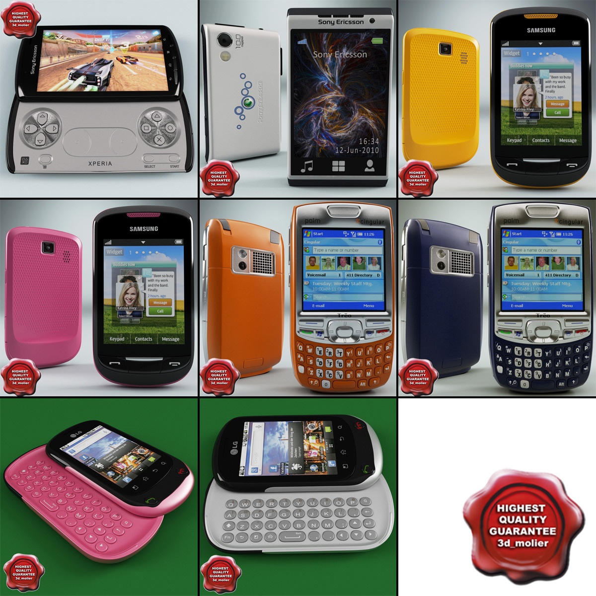 3d cellphones 48