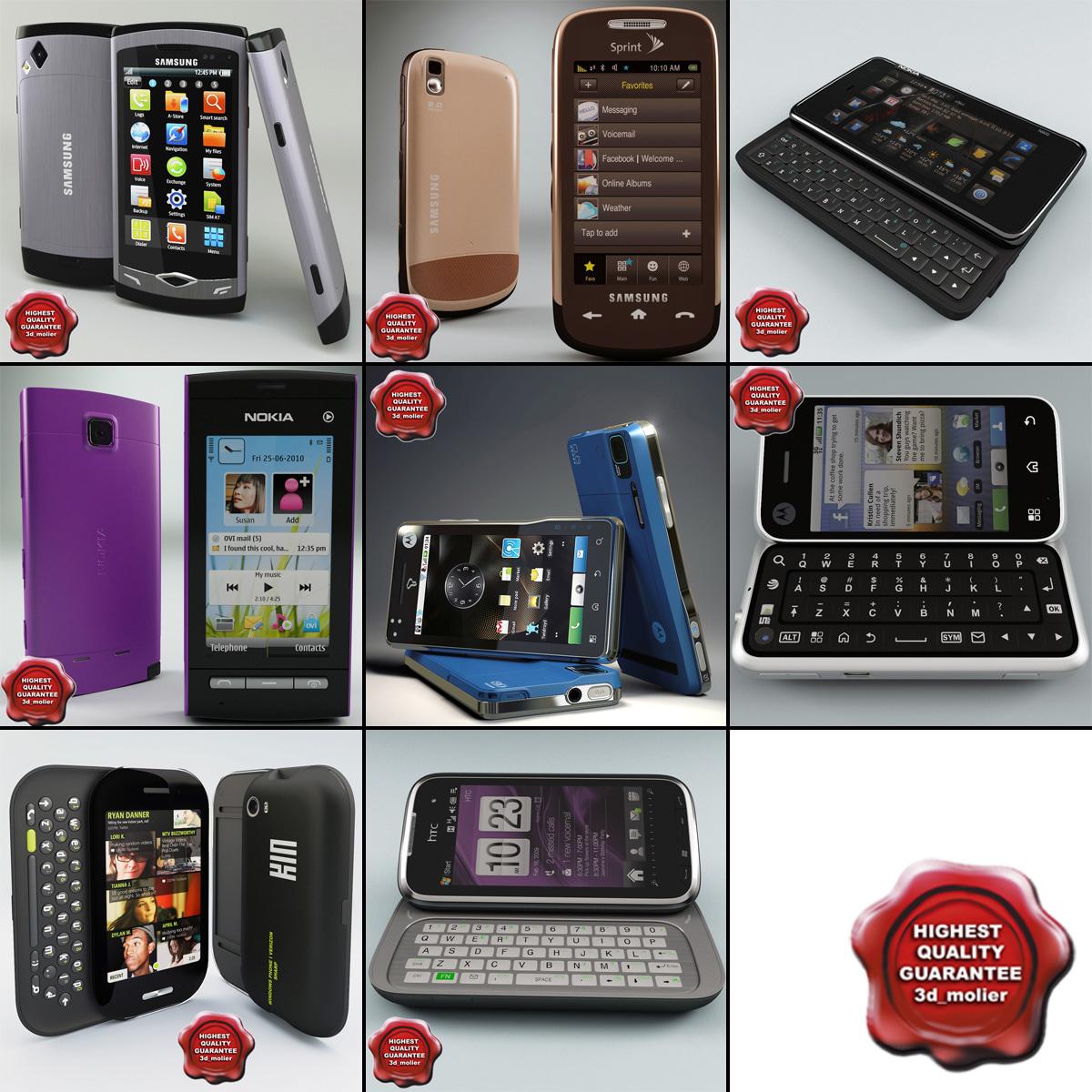 3d cellphones 55