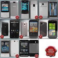 3d model cellphones 56