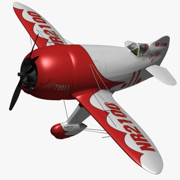 gee bee 3d max