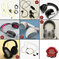 Headphones Collection V4
