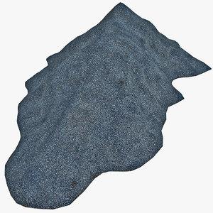 heap gravel max