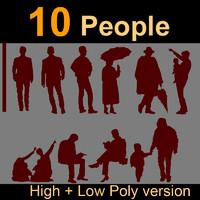 max 10 human