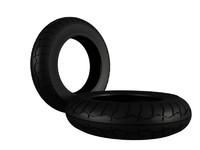 3d model tire moto sport