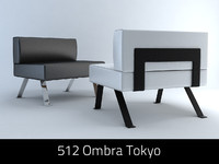 3ds 512 ombra sofa