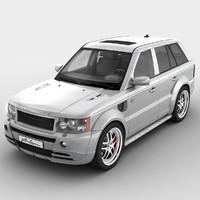 Range Rover Sport Arden