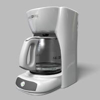 3d coffee maker mr