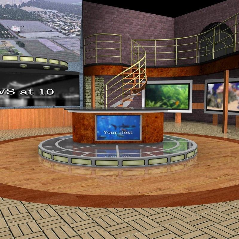max set video monitors