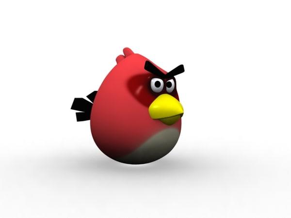 max angry bird