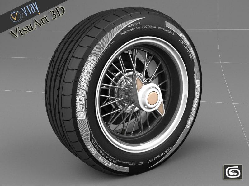 rim tire daytona max