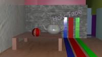free virtual set 3d model