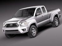 Toyota Tacoma Access Cab 2012
