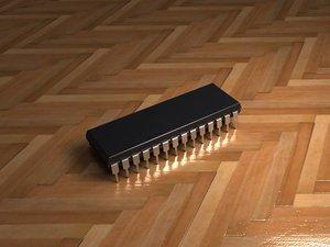 3d ic microcontroller controller