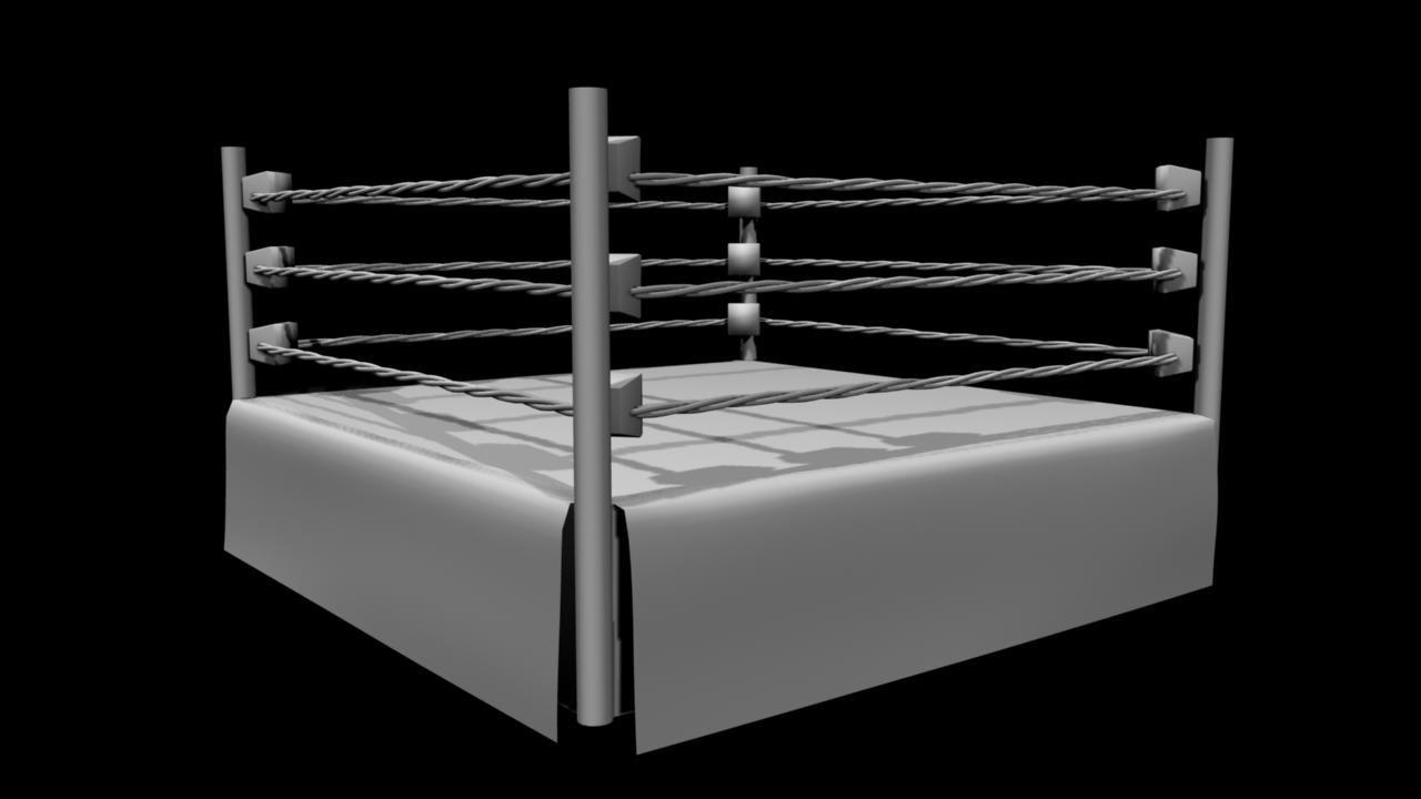 ma wrestling ring