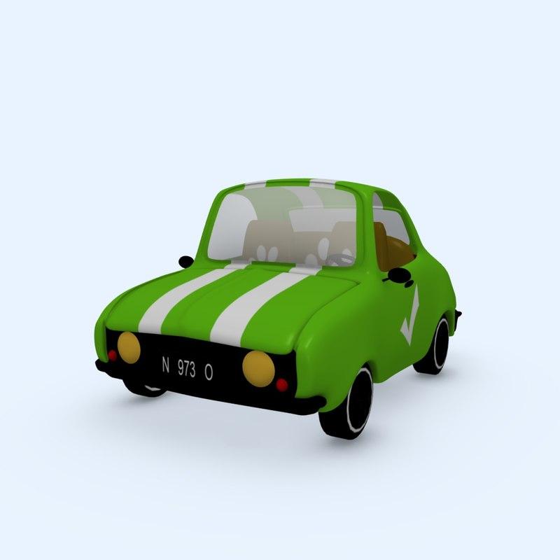 green air 3d model