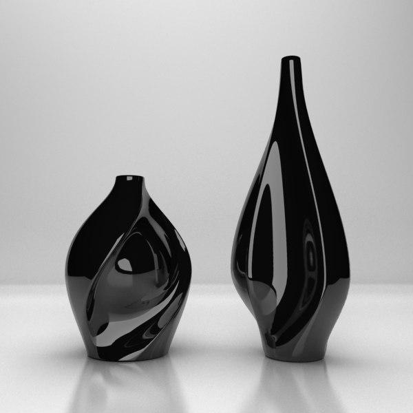 3d model vase sculpture