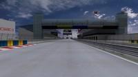 fantasy racing track