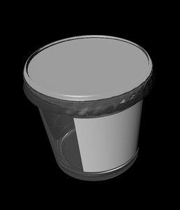 3d model jar cover