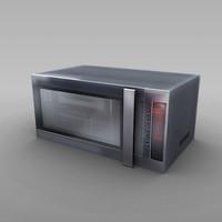 3d max microwave cda