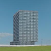 3ds max new skyscraper 45
