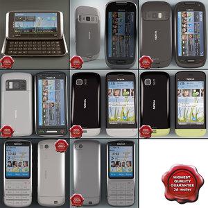 3d model cellphones 58