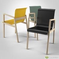 hallway chair 403 armchair 3d max