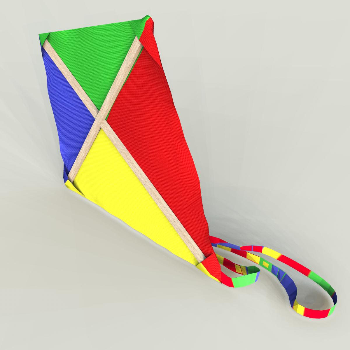 A Kite カイト メッドポリカイト